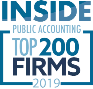 2019 Top 200 IPA accounting firm