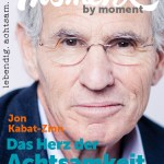 Neues Achtsamkeits-Magazin: moment by moment