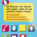 Alexandra Fischer-Hunold: 66 Bücher, von denen alle sagen, dass du sie gelesen haben musst …