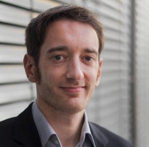 Johannes Haupt (Foto: privat), Chefredakteur von lesen.net