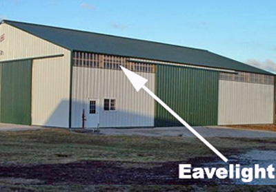 pole barn building features