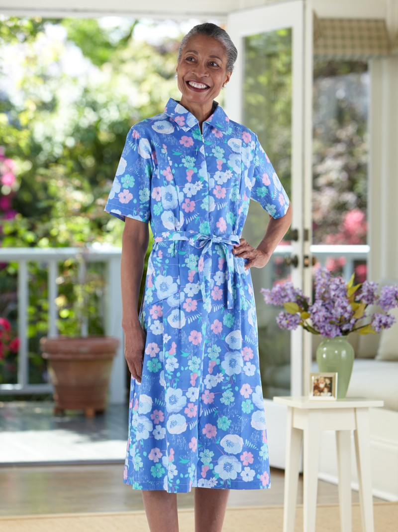 House Fashioned Dresses Old Cotton