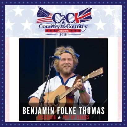 Benjamin Folke Thomas C2C