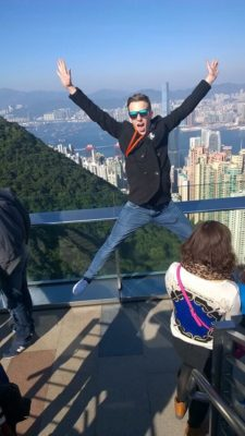 Bucket List: Go to the Peak, Hong Kong