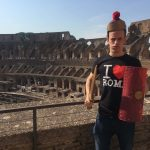 Bucket List: Yell, are you not entertained at the Colosseum, Rome, Italy