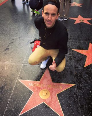 Bucket List: See the Hollywood Walk of Fame