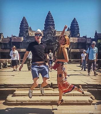 Angkor Wat - Bucket List
