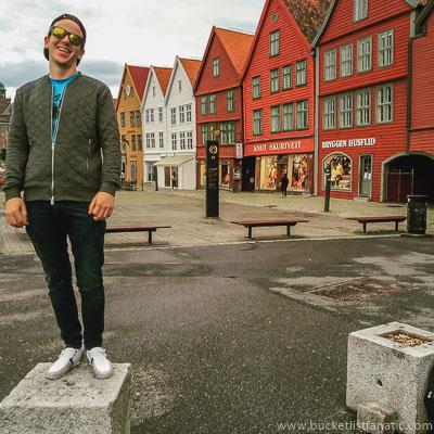 Bergen Harbour - Bucket List