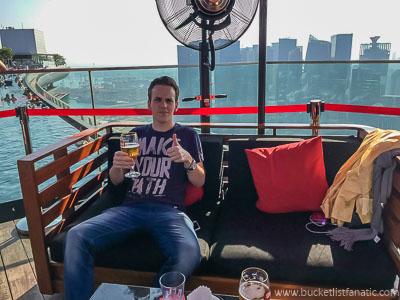 Marina Bay Sands, Singapore - Bucket List