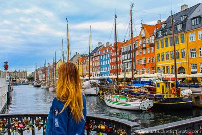 Nyhamn, Copenhagen, Denmark - Bucket List