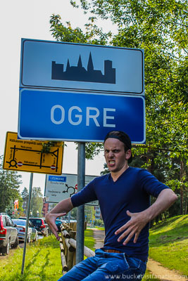 Ogre, Funny Place Names - Bucket List