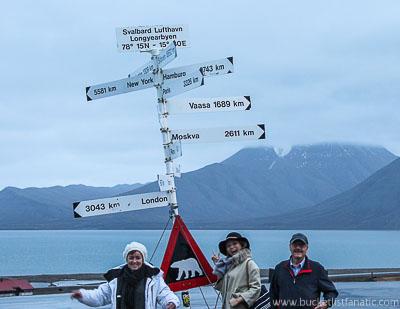 Svalbard Family Trip - Bucket List