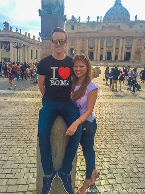 Vatican - Bucket List