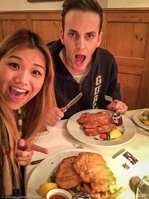 Eat Wiener Schnitzel in Austria - Bucket List