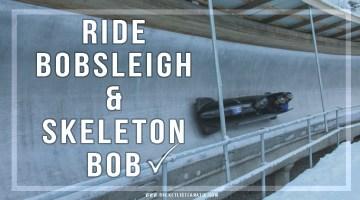 Ride Bobsleigh and Skeleton Bob ✓