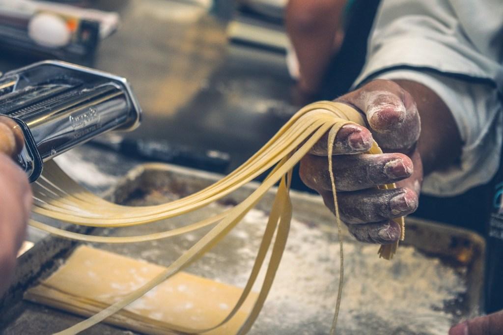 Italian food - Venice Bucket List