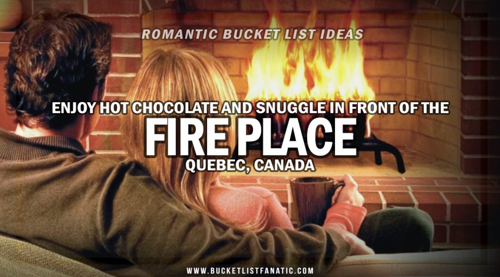 Fire Place - Romantic Experiences Around the World