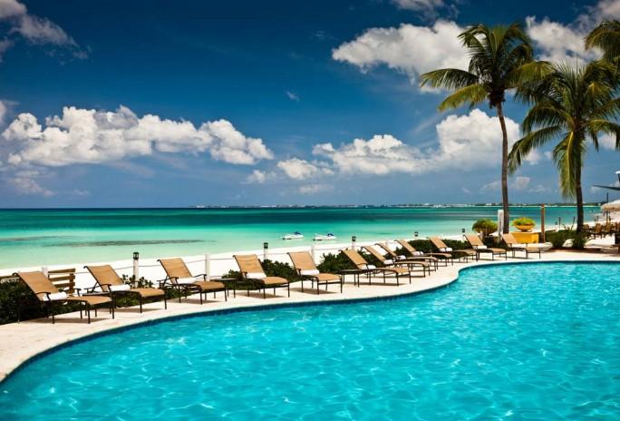 Grand Cayman Marriott Pool