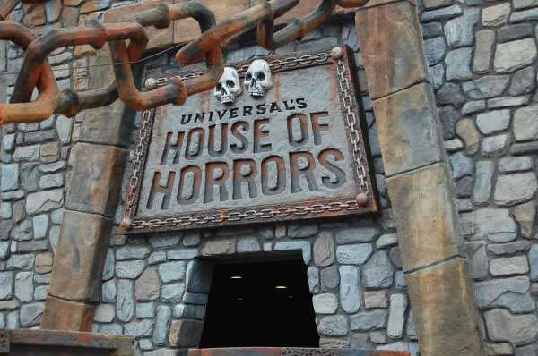 House of Horrors Universal Studios