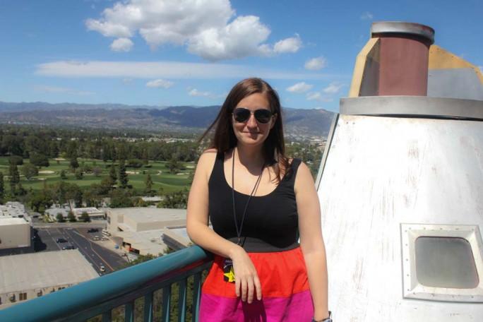 Universal Studios Photo Ops