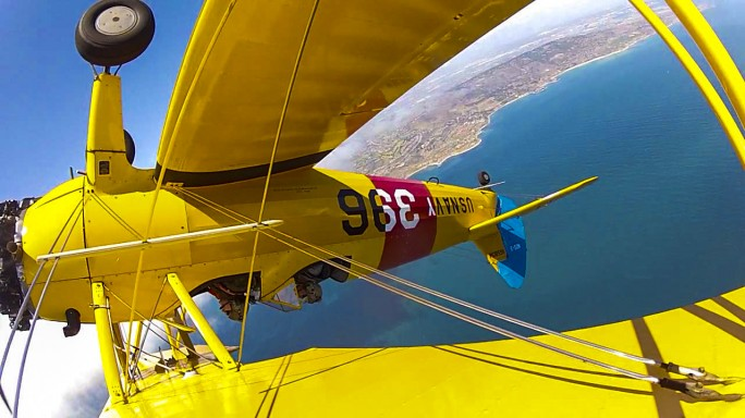 Biplane Fun, Southern California