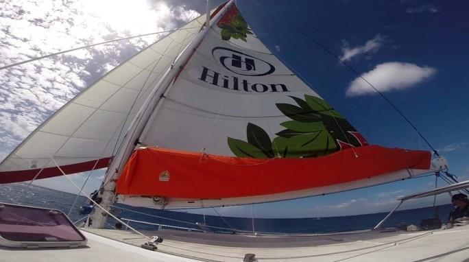 Spirit of Aloha Turtle Snorkel Sail