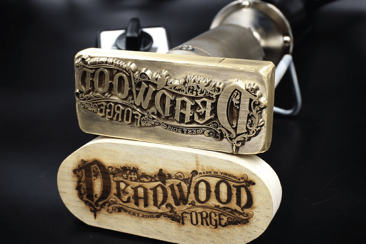 Deadwood Forge Electric Brand