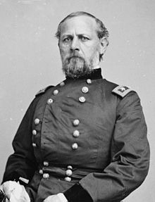General Don Carlos Buell, a native of Lowell, Ohio.