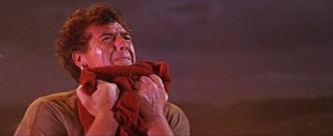 Victor Mature as Demetrius in The Robe.