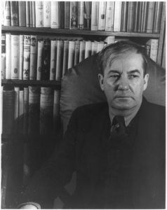 Sherwood Anderson in later years.