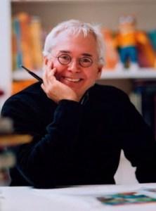 Children's author Marc Brown.
