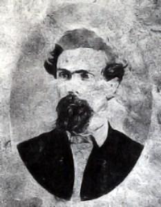 Frank Reno, leader of the Reno Gang.