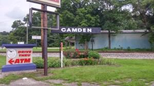Camden, Ohio--birthplace of Sherwood Anderson