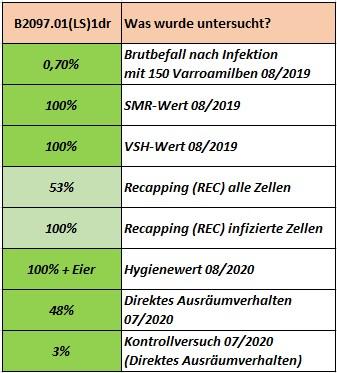 krw 2021 - Untersuchung