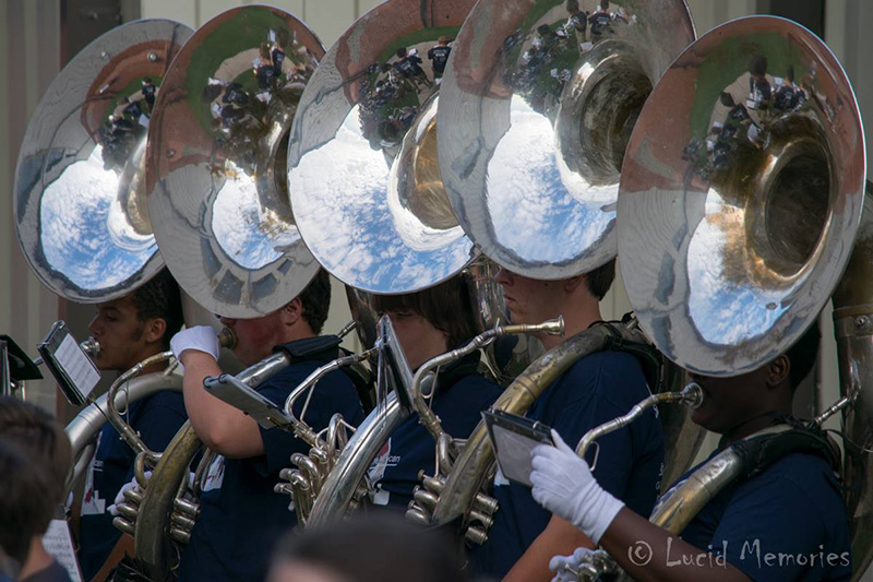 Marching Band Competition – October 28