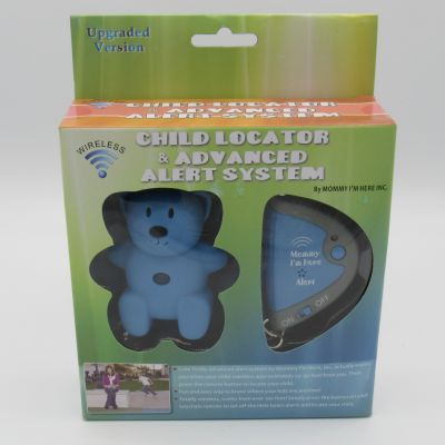 Child Locator & Advanced Alert System (Front)