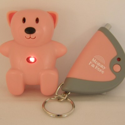Alert Advanced locator tracker pink
