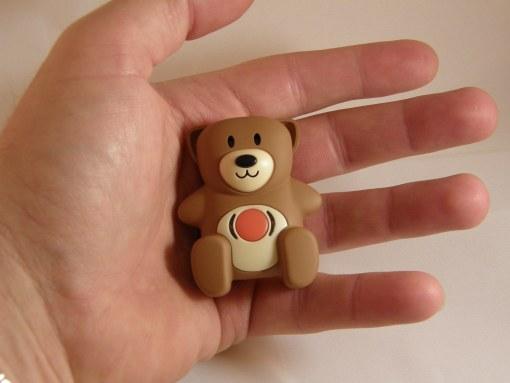 Teddy Tag Bluetooth Wearable Smart Child Locator