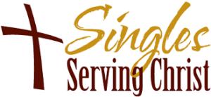 Image of Christian singles serving Christ