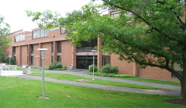 Grupp Hall Campus Bucks County Community College