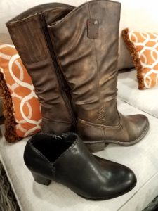 Boots in the Boutique