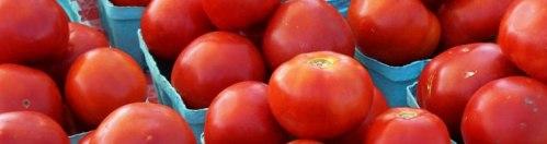 Tomatoes; photo credit L. Goldman