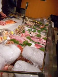 Metropolitan Seafood; photo by L. Goldman