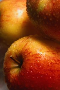 Apples; photo by MSClipArt