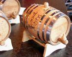 Autographed barrels