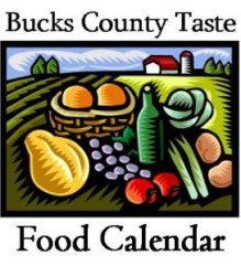 Bucks County Taste Food Calendar_Bucks County Food Events