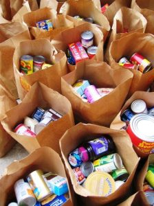Canned goods