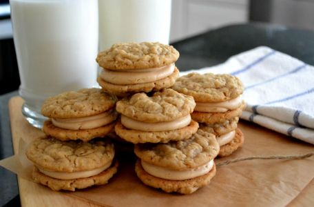 Peanut Butter Cookie; photo by K. Madey