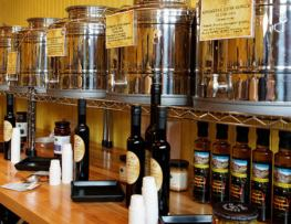 Olive Oil etc fustis