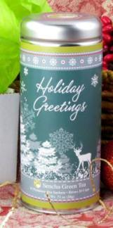 Holiday Single Can, The Tea Can Company
